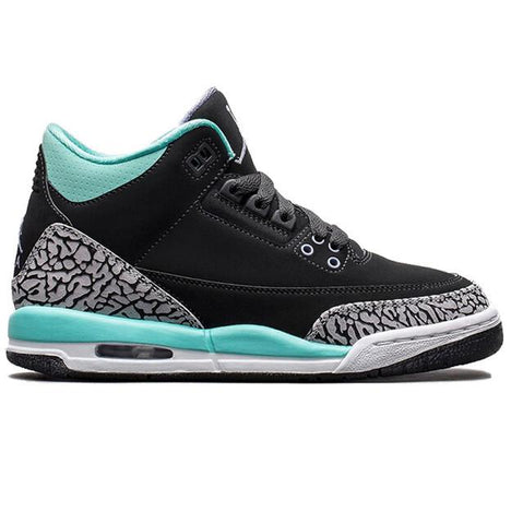Authentic Jordan 3 Mint Women