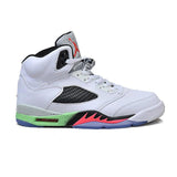 Authentic Jordan 5 Space Jam Poison Green