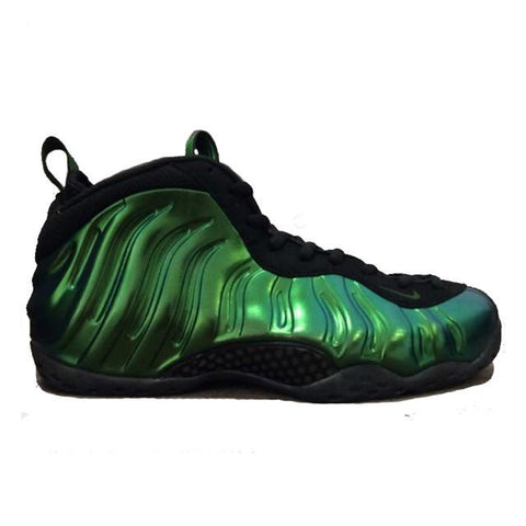 Authentic Nike Air Foamposite One Metallic Green