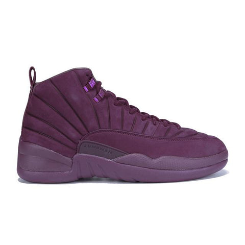 Authentic PSNY x Air Jordan 12 Burgundy Men