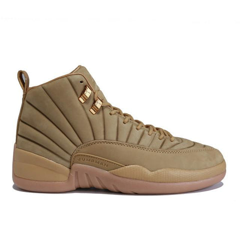 Authentic PSNY x Air Jordan 12 Wheat Men