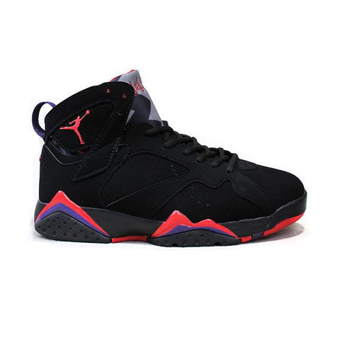 Jordan 7 Black Red Purple