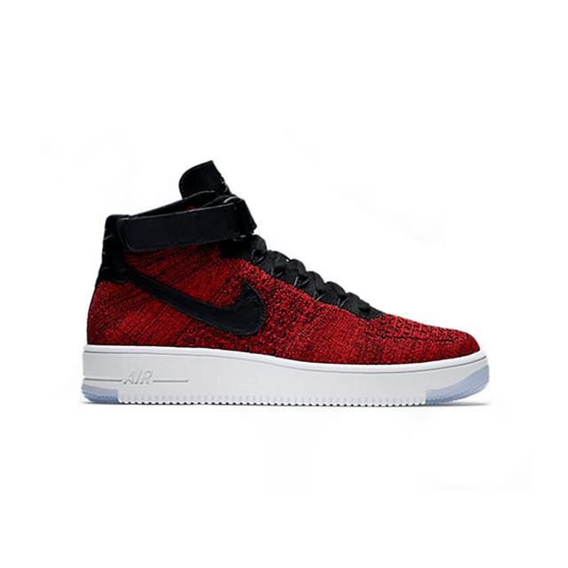 low priced a6655 8f731 nike air force red men