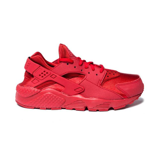 13a75d233461 Nike Air Huarache All Red Men – Sneaker-CEO