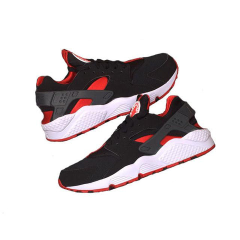 2e8d20b4be93 Nike Air Huarache Black University Red White Men – Sneaker-CEO