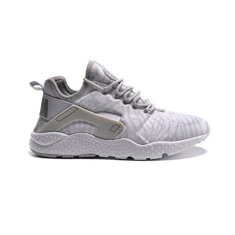 Nike Air Huarache Run Ultra KJCRD White Grey Men