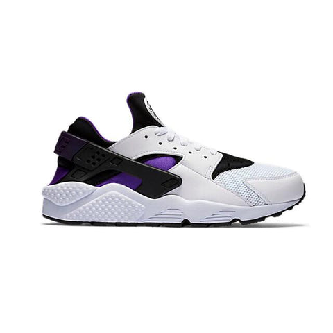 Nike Air Huarache White Purple Men