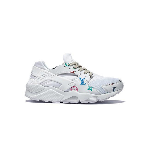 Nike Air Huarache White Three-color Men