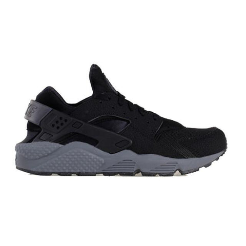 Nike Air Huarache Women Black Carbon Ash