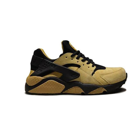 Nike Air Huarache Yellow Black Men