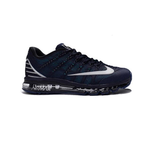 Nike Air Max 2016 Navy Blue White Logo Men