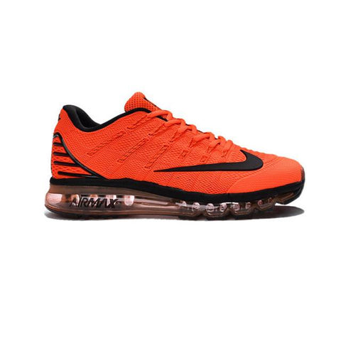 Nike Air Max 2016 Orange Black Black Logo Men