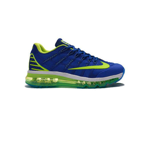 Nike Air Max 2016 Royal Blue Green Green Logo Men
