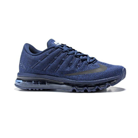 Nike Air Max 2016 Running Shoes Dark Blue Black Men