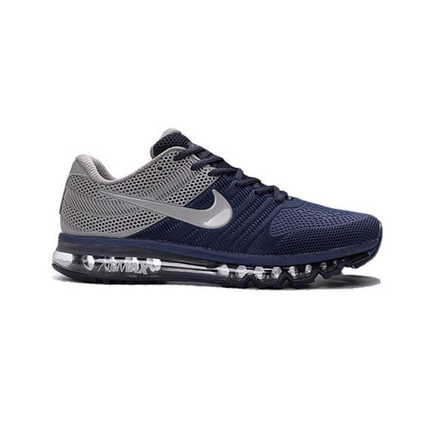 Nike Air Max 2017 Navy Blue Grey Men