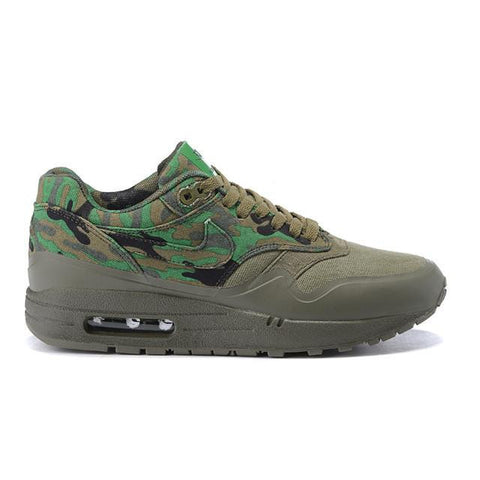 NNK Air Max 87 MC SP Men Shoes Camouflage Green