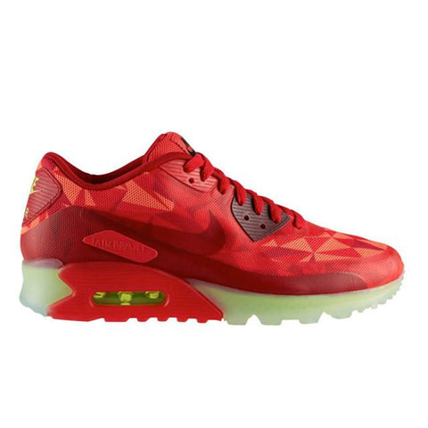 reputable site 744d7 b303c Nike Air Max 90 Ice Gym Red