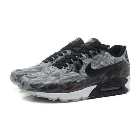 f6e631fb4c Nike Air Max 90 Ice Infrared White Cool Grey Black Unisex Trainers ...