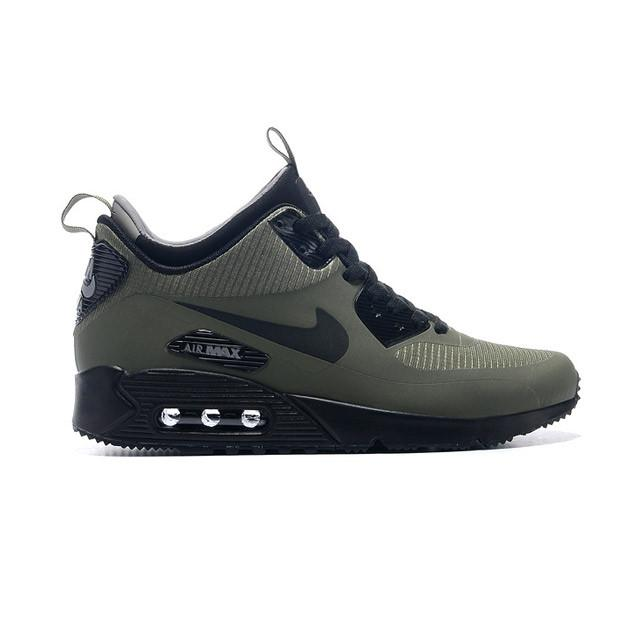 bf919e8cab ... promo code for nike air max 90 mid olive green black men a9f1f 7ba53