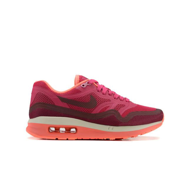 the latest ccc6a 54cc4 ... Authentic Nike Air Max Lunar 87 Women Hyper Orange Red ...