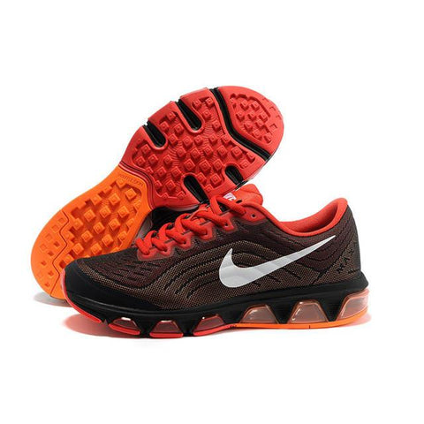 pretty nice 44679 fd431 ... discount code for nike air max tailwind 6 running shoes for men brown  orange red 0cdc0 ...