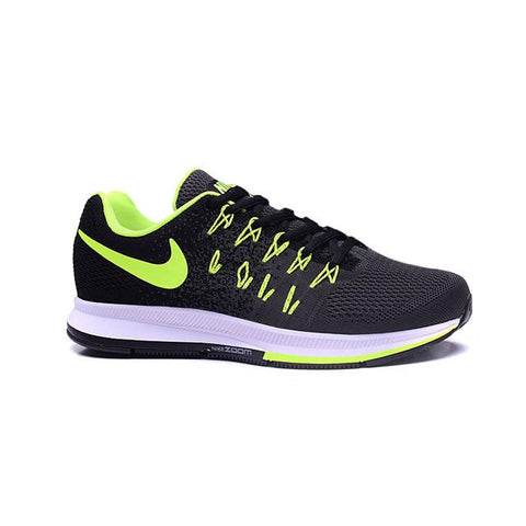 Nike Air Pegasus 33 Black Fluorescent Green Dark Blue Men