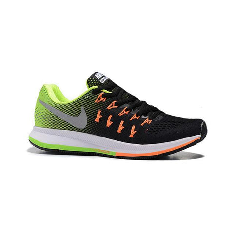 Nike Air Pegasus 33 Black Fluorescent Green Men