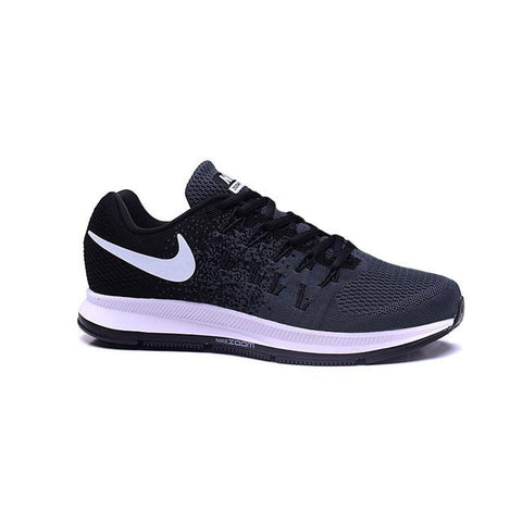 Nike Air Pegasus 33 Black White Charcoal Gray Men