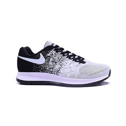 Nike Air Pegasus 33 Black White White Logo Men