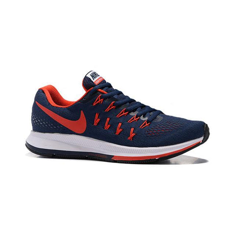 Nike Air Pegasus 33 Dark Blue Red Men