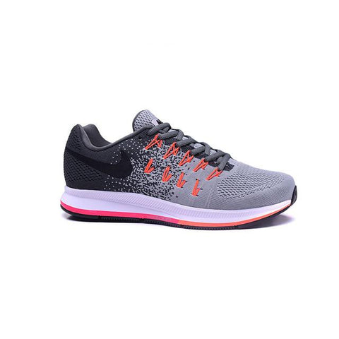 Nike Air Pegasus 33 Dark Grey Light Grey Orange Men