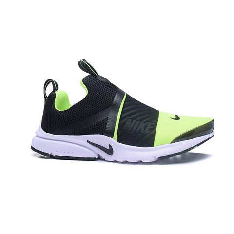 Nike Air Presto Black Green Kids