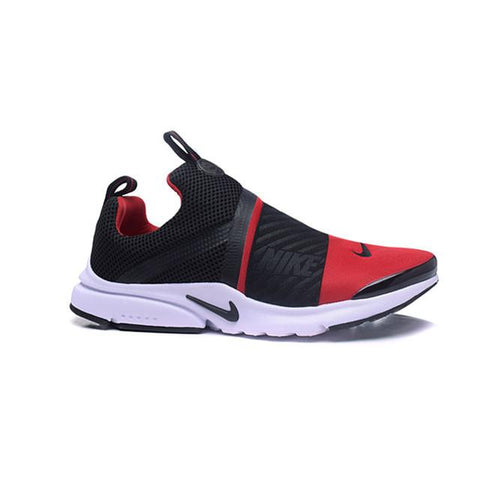 Nike Air Presto Black Red Kids