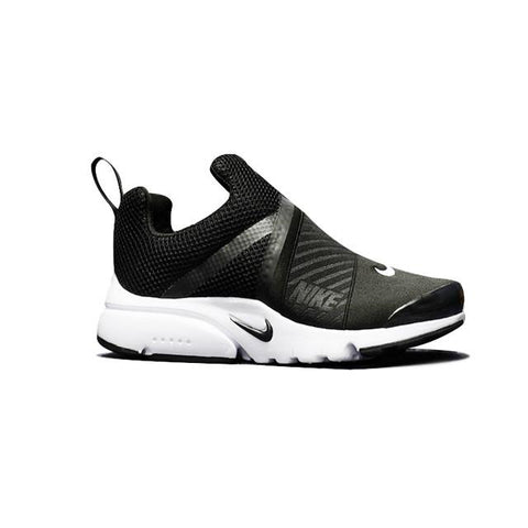 Nike Air Presto Black White Kids