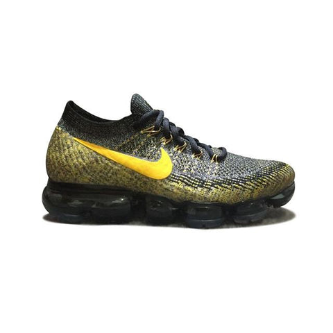 Nike Air VaporMax Black Yellow Men