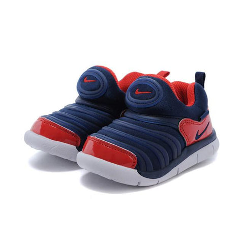 sports shoes 343ae 4af46 ... usa nike dynamo free ps kids blue red running shoes 5a6f2 b2cc0