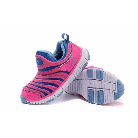 the latest a3dd6 ed14f ... discount code for nike dynamo free ps kids pink blue running shoes  6d952 63554