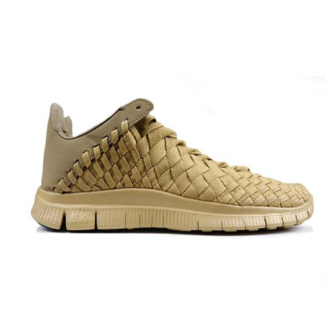 Nike Free Inneva Woven Tech SP Light Brown Men ad56e73e1c84