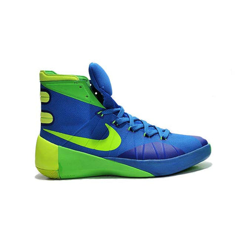 NNK Hyperdunk 2015 Blue Green Shoes