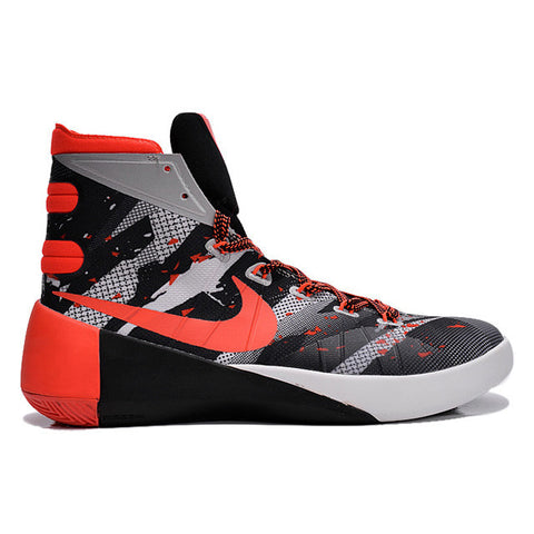 NNK Hyperdunk 2015 Bright Crimson Pure Platinum Black