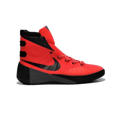 NNK Hyperdunk 2015 Red Black Shoes