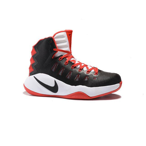 Nike Hyperdunk 2016 Black White Red Men