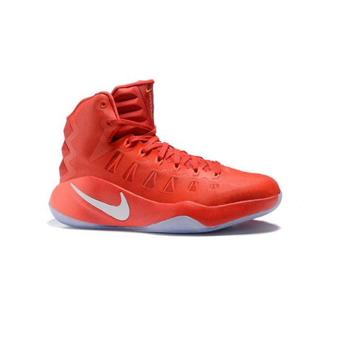 Nike Hyperdunk 2016 Red White Men