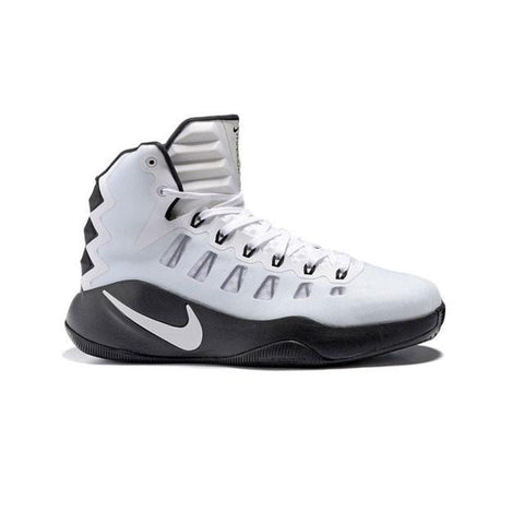Nike Hyperdunk 2016 White Black Men