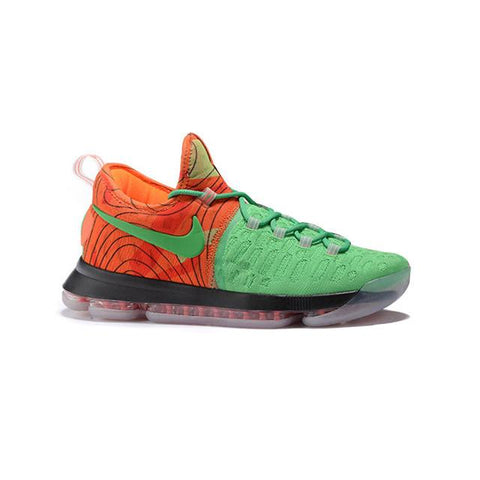 Nike Kevin Durant Green Orange Men