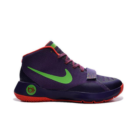 Nike Kevin Durant Trey 5 III Nerf Purple Green Red