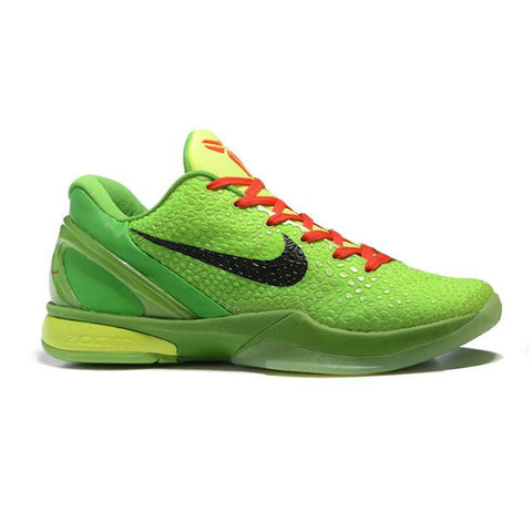 Nike Kobe 6 Green Red Men