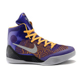 Nike Kobe 9 High Blue Orange Purple Black