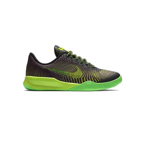 Nike Kobe Mentality 2 Black Voltage Green Dark Grey Volt