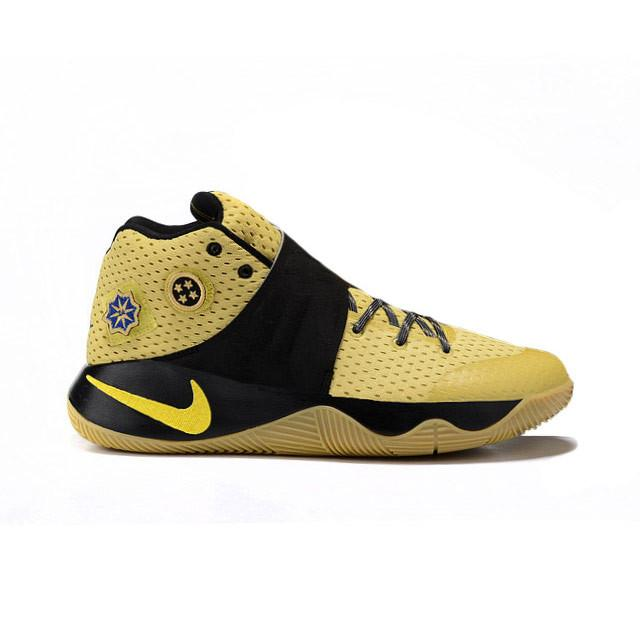 e0f8137fd24e Nike Kyrie 2 Yellow Black Men – Sneaker-CEO